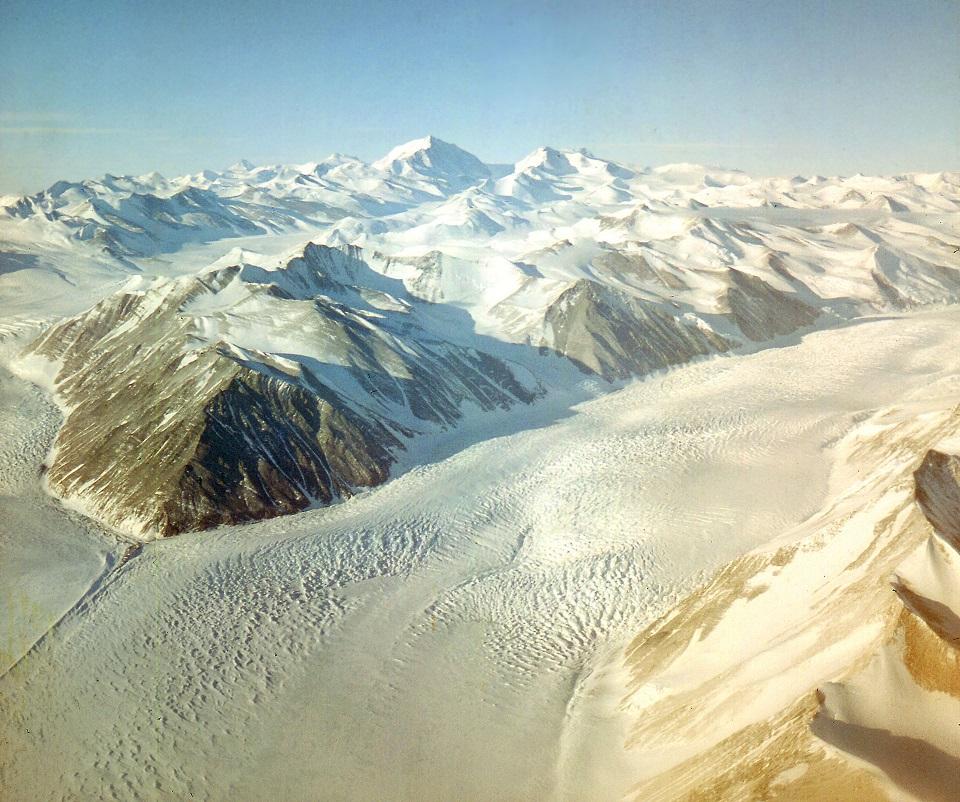 Beardmore Glacier