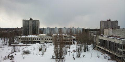 Pripyat City Square