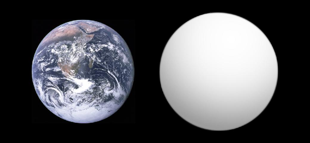 Exoplanet Comparison GJ 1132 b