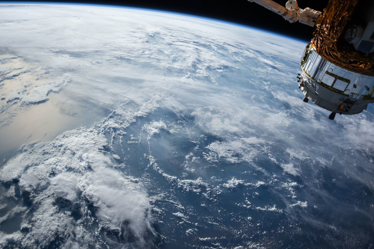 View from the ISS